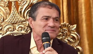 Miguelito Barraza: recibió un merecido homenaje por sus 55 años de trayectoria artística