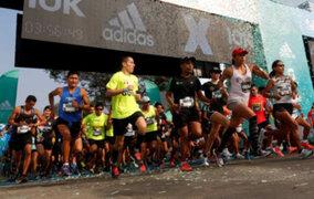 ¡ATENCIÓN! Mañana se ejecutará plan de desvío por la Maratón Life Lima 42k