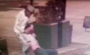 Surquillo: capturan ladrones que usaban una cúster para asaltar