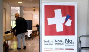 Suiza aprueba aumentar limitaciones para la tenencia de armas