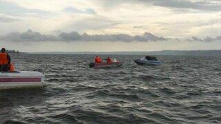 Naufragó embarcación venezolana con 29 personas a bordo