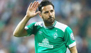 """Claudio Pizarro respondió a Ricardo Gareca: """"Jamás me autoexcluí"""""""