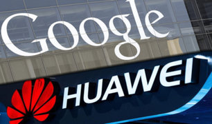 """EEUU: Google rompe con Huawei y sus smartphones se quedarían sin """"app"""""""