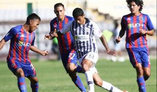 Alianza Lima cayó 1-2 ante Alianza Universidad en Huanuco por la fecha 14 de Torneo Apertura