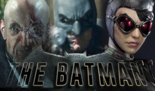 """El film """"The Batman"""" podría tener al menos seis villanos luchando contra el Caballero de la Noche"""