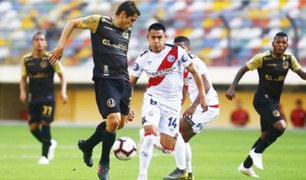 Torneo Apertura: Universitario perdió 2-4 con Municipal en el Estadio Monumental