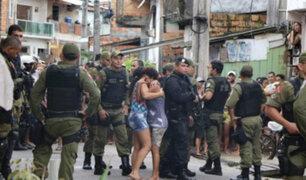 Brasil: brutal tiroteo en bar deja 11 muertos