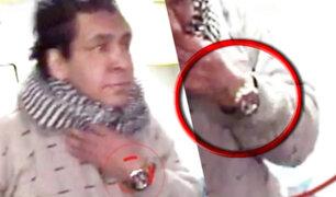 El rey del oro ilegal: Policía interviene celda de Peter Ferrari y propiedades vinculadas