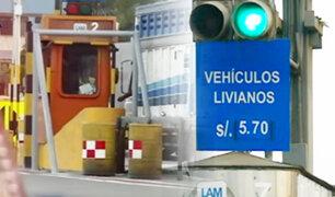 Polémica de peajes en Lima: ¿deberían ser anulados?