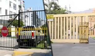 Lima enrejada: más del 95% serían ilegales