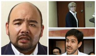 Diethell Columbus: Fiscalía debe investigar de inmediato caso de correos Villarán-Rey