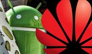 Huawei podrá descargar Google Play pero no actualizar Android