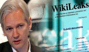 Fundador de Wikileaks es denunciado por violación