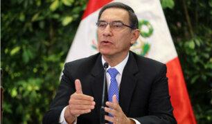 Presidente Vizcarra entre los afectados por joven que traficaba con datos
