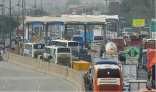Municipio de Lima aprobó renegociar contratos de peajes