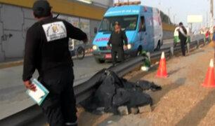 VES: trabajadora de limpieza muere tras ser arrollada por camión