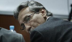 Dictan 18 meses de prisión preventiva contra hermano del exministro Paredes