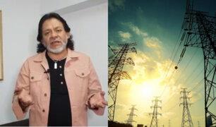César Gutiérrez: Existe una gran vulneración sobre la formación de precios en el sector electricidad