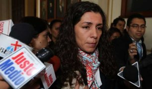Amiga de Nadine habría recibido al menos US$180 mil por contrato ficticio con OAS