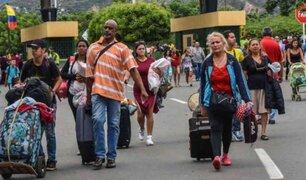 ONU: Tres millones de personas se fueron de Venezuela desde 2015