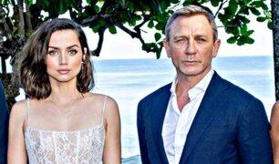 Bond 25: Daniel Craig y Ana de Armas tendrán ''coordinador de intimidad''