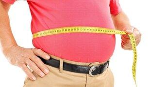 INEI: aumenta número de peruanos con sobrepeso y obesidad