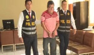 Capturan a banda de raqueteros tras persecución por calles de Surco