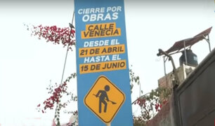 Alcalde de VES denuncia irregularidad en MML por cierre de acceso a Playa Venecia