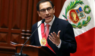Martín Vizcarra: desaprobación aumentó de 46% a 50%, según IEP