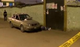 Investigan posible ajuste de cuentas en asesinato de dos sujetos en VES