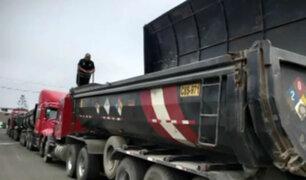 Huaral: desbaratan banda que robaba miles de dólares en plomo