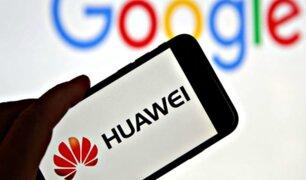 ¿Qué medida tomará China para responder sanciones contra Huawei?