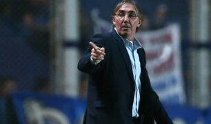Melgar: Pautasso renunció como técnico tras goleada en Ecuador