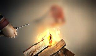 Chucky asesina a otro personaje de 'Toy Story' en nuevo póster del muñeco diabólico