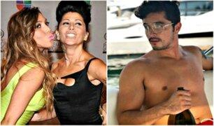 Hija de Alejandra Guzmán confirma que su madre mantiene una relación con su expareja
