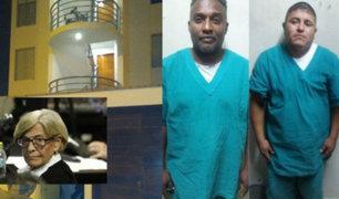 Detienen a sujetos que intentaron robar casa de Susana Villarán