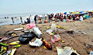 Congreso aprueba proyecto que sanciona penalmente a quienes ensucien playas y ríos