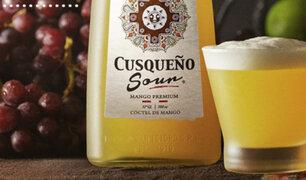 Compañía Pisquera de Chile lanza su producto hecho con insumos peruanos