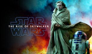 Star Wars: imagen revela el regreso de Luke Skywalker en el Episodio IX