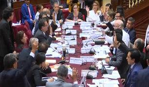 Reacciones: inmunidad parlamentaria otra vez en discusión