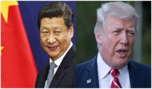 """Por guerra comercial: Presidente chino anuncia a su pueblo que se prepare para """"tiempos difíciles"""""""