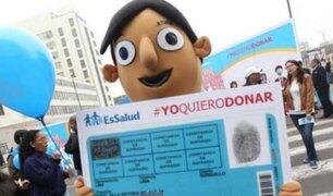 Los donantes pueden salvar hasta diez vidas