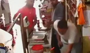 Trujillo: se llevan hasta golosinas de una bodega durante asalto