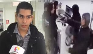 San Miguel: dueño de spa asaltado señala que ladrones tenían armas de guerra
