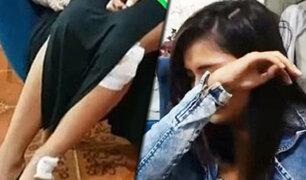 Huaura: exreina de belleza denuncia a pareja por violación