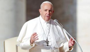 Papa Francisco denuncia 'penurias y enjuiciamientos' que enfrentan católicos en China