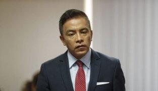 PJ dicta impedimento de salida del país por nueve meses para Roberto Vieira