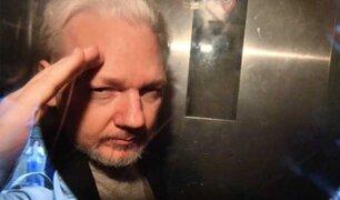 EEUU presenta 18 nuevos cargos contra el fundador de WikiLeaks
