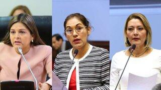 Congresistas Salazar, Beteta y Takayama firman denuncia contra Chávarry