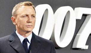 007: Daniel Craig se someterá a cirugía tras lesión durante filmación de James Bond